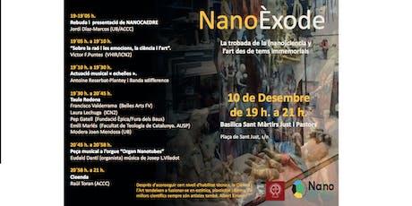 NANOÈXODE: TROBADES ART I (NANO)CIÈNCIA/ENCUENTROS ARTE Y (NANO)CIENCIA entradas