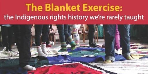 Kairos Blanket Exercise  - Indigenous Rights Present and Past that we are never taught