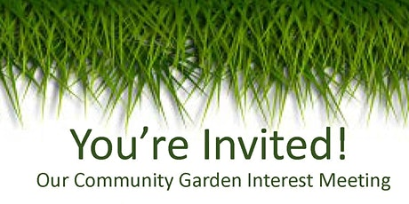 Compass Community Gardens tickets