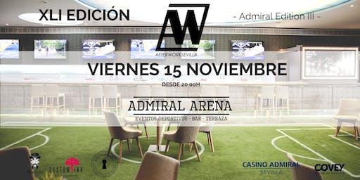 AfterWork Sevilla XLI Edición (Admiral Edition III)