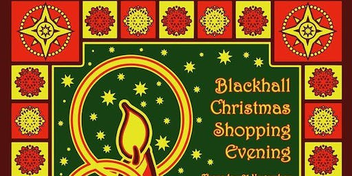 Blackhall Primary Christmas Shopping Night