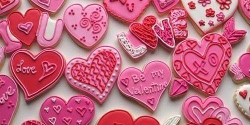 Valentine Cookie Decorating Class