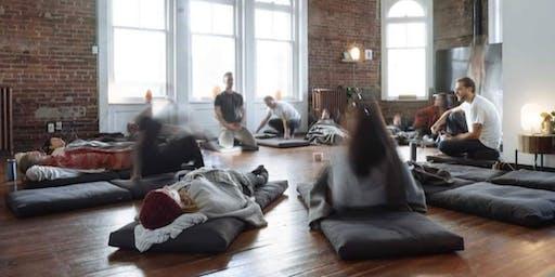 2 Hour Workshop for Movement, Breathwork and Meditation