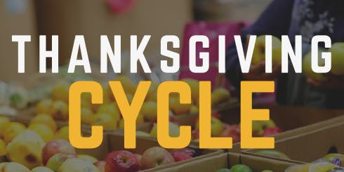 Denali Fitness Thanksgiving Charity Cycle Class
