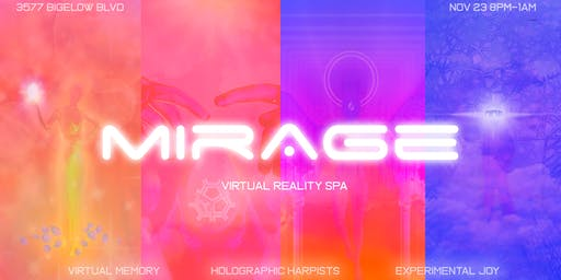 Mirage: Virtual Reality Spa