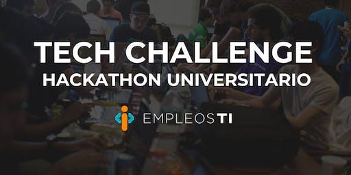 Tech Challenge - Hackathon Universitario