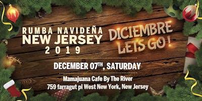 DICIEMBRE Let's Go! Rumba Navideña NJ 2019!!!