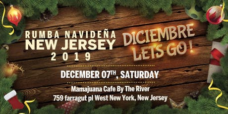 DICIEMBRE Let's Go! Rumba Navideña NJ 2019!!! tickets