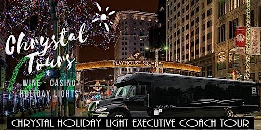 Chrystal Holiday Lights (BYOB) Executive Coach Tour - Eastside