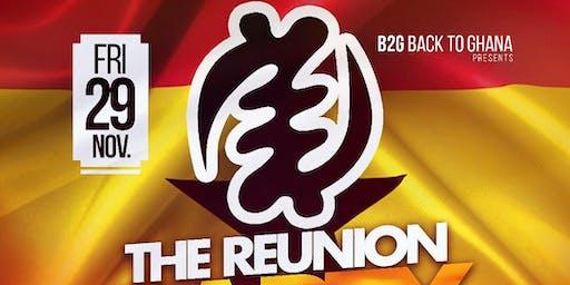 Back2Ghana Presents The Reunion