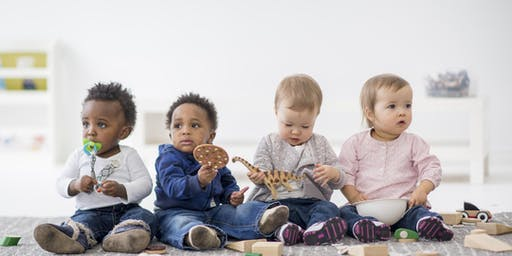 Wonderful Ones—6 Sessions (12 to 24 months)