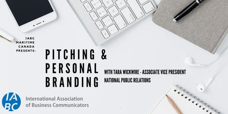 IABC Maritime Canada Presents: Pitching & Personal Branding tickets