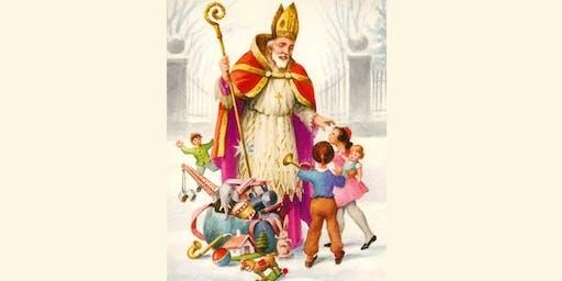 ACSCC 2019 St Nicholas Day (Sv. Mikuláš)