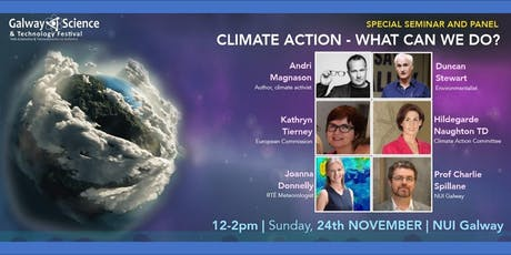 Climate Action - What can we do! tickets