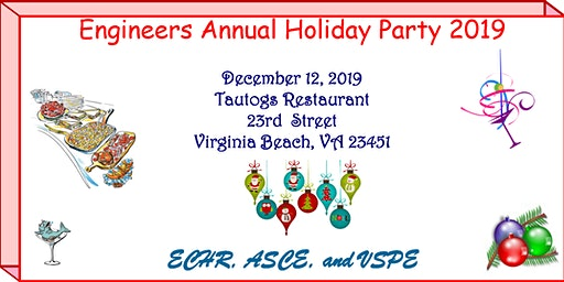 Engineers Holiday Party 2019