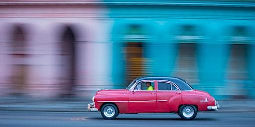 Travel Photography with John Greengo