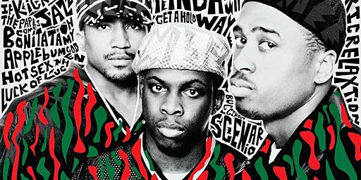 FREE EVENT : A TRIBE CALLED QUEST EXHIBIT