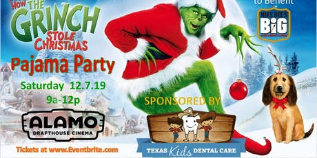 Snowmen for Children:  How the Grinch Stole Christmas Pajama Party tickets