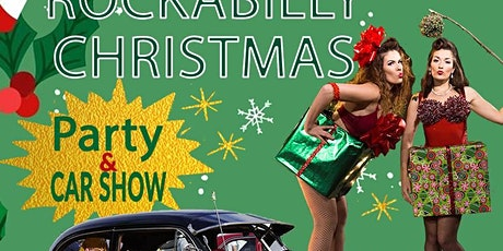 Stylz 4 Mylz Rockabilly Christmas Party & Car Show tickets