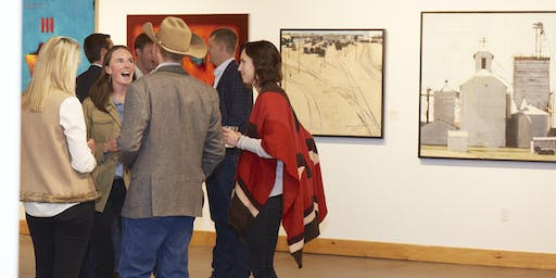 Young Guns Reception Presented by Obermeyer Wood