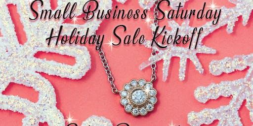 Daniel Diamonds Small Business Saturday Open House