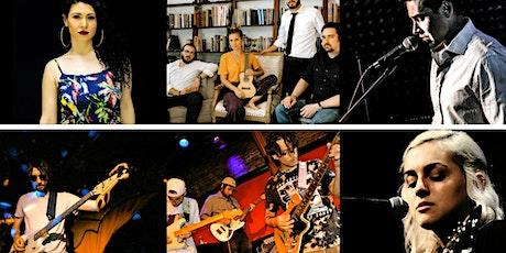 The Melissa June Band, Abbie Roper, Grander, Trevor Knight, Joan Mercury tickets