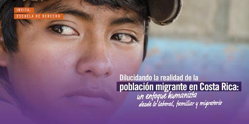 Dilucidando la realidad de la población migrante en Costa Rica - ADM