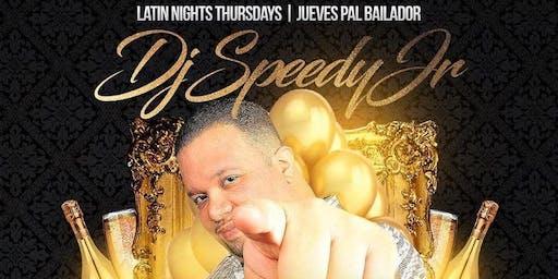 Latin Thursdays At Limelight DJ Speedy Jr Birthday Bash!