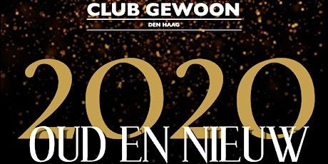 Club Gewoon Oud en Nieuw editie tickets