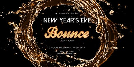 Bounce New Years Eve 2020 Party tickets