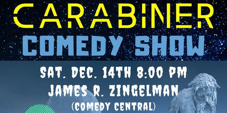 Carabiner Comedy Show tickets