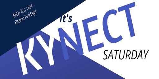 It's KYNECT Saturday