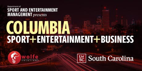 Columbia Sport + Entertainment + Business tickets