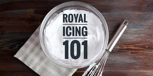 Royal Icing 101
