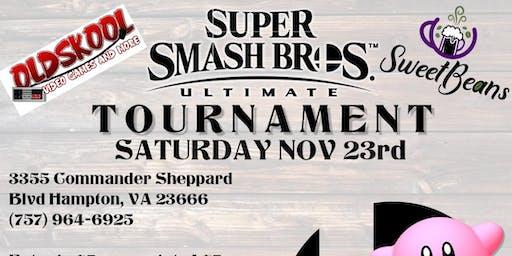 Sweet Beans Smash Bros Tournament