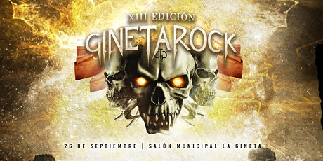 XIII GINETAROCK 2020 entradas