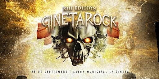 XIII GINETAROCK 2020