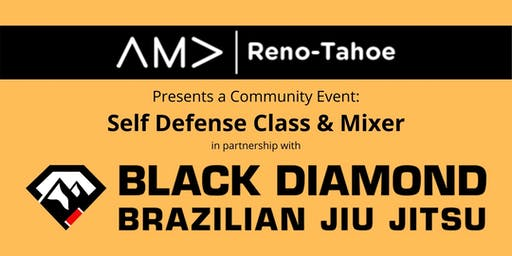 Self Defense Class & Mixer