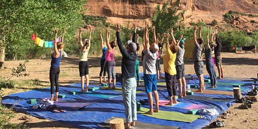 MOAB 2020 YOGA + ADVENTURE RETREAT with In Your Element