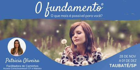 Classe O Fundamento® de Access Consciousness ingressos