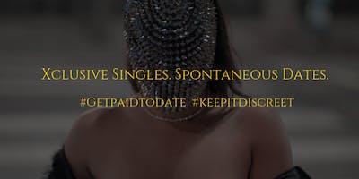 Xclusive Singles Spontaneous Dates Promo Event