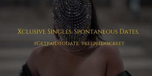 Xclusive Singles Spontaneous Dates Promo Event