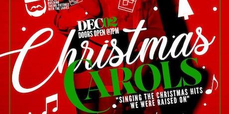 Mondays Are For Music - DEC Christmas Carols Edition tickets
