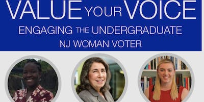 Value Your Voice: Engaging the Undergraduate NJ Woman as a Voter