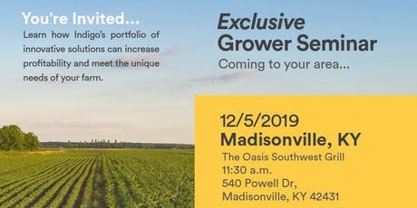 Exclusive Lunch Event - Madisonville , KY tickets
