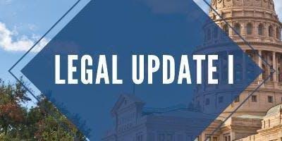 Legal Update 1 – Round Rock - 11/13/2019