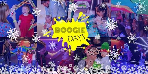 BOOGIE DAYS - 07.12.19