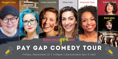 Pay Gap Comedy Tour
