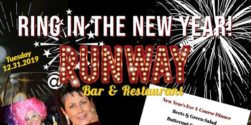 RUNWAY's New Years Eve 2019 Celebration