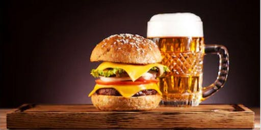 BURGER AND BEER NIGHT